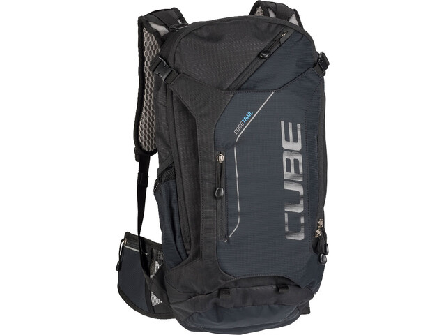 Cube Edge Trail Rygsæk 16L sort (2019) | Travel bags